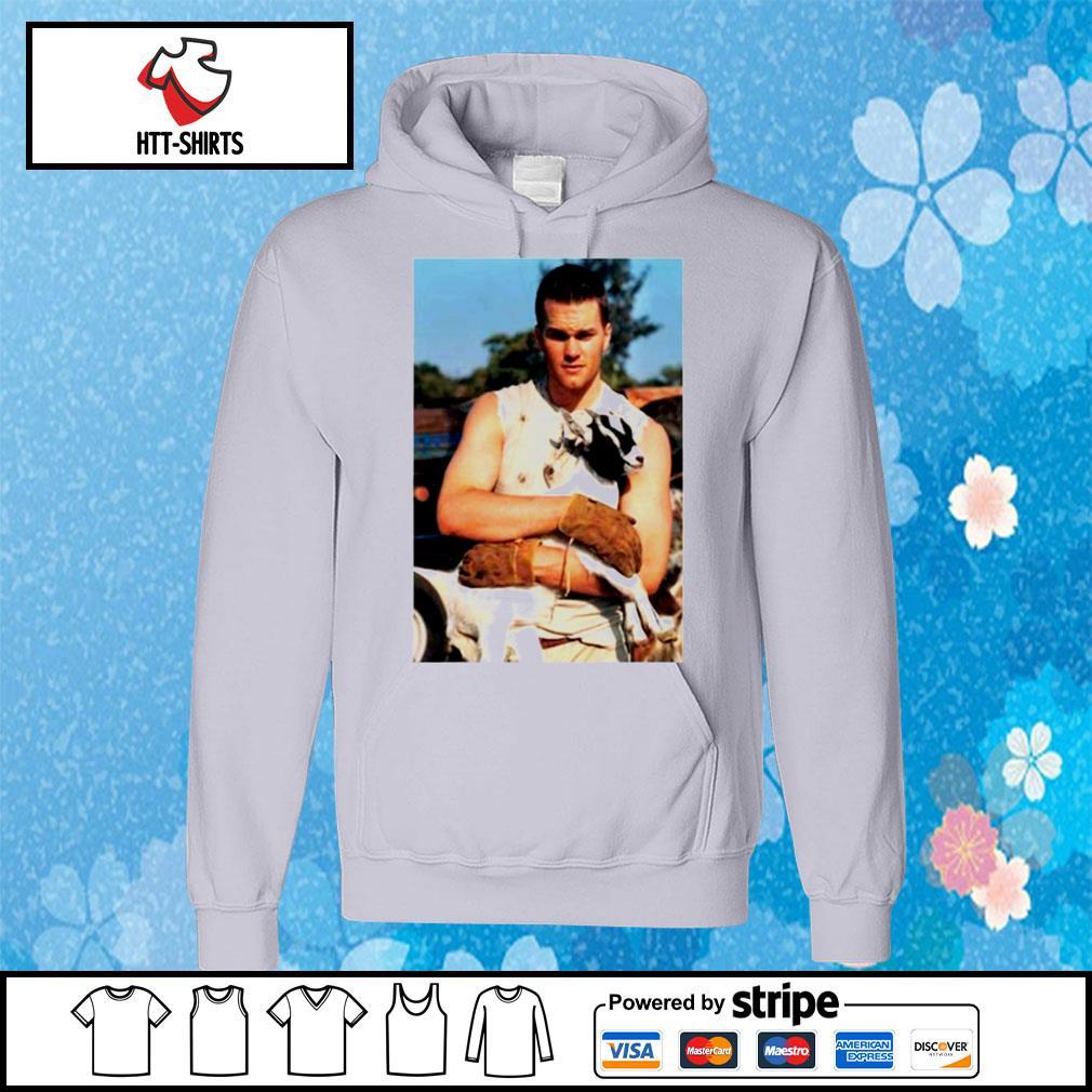 Tom Brady Goat s hoodie