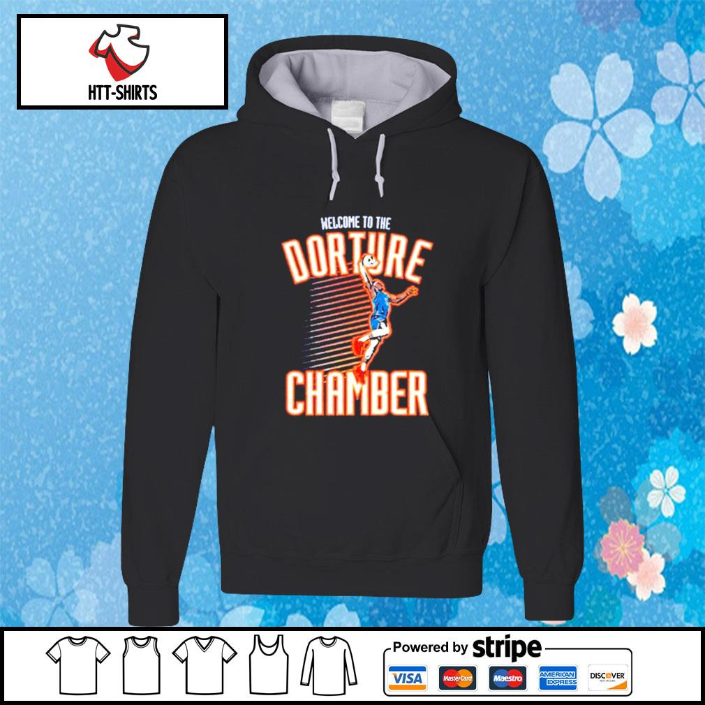 Welcome To The Dorture Chamber Shirt hoodie