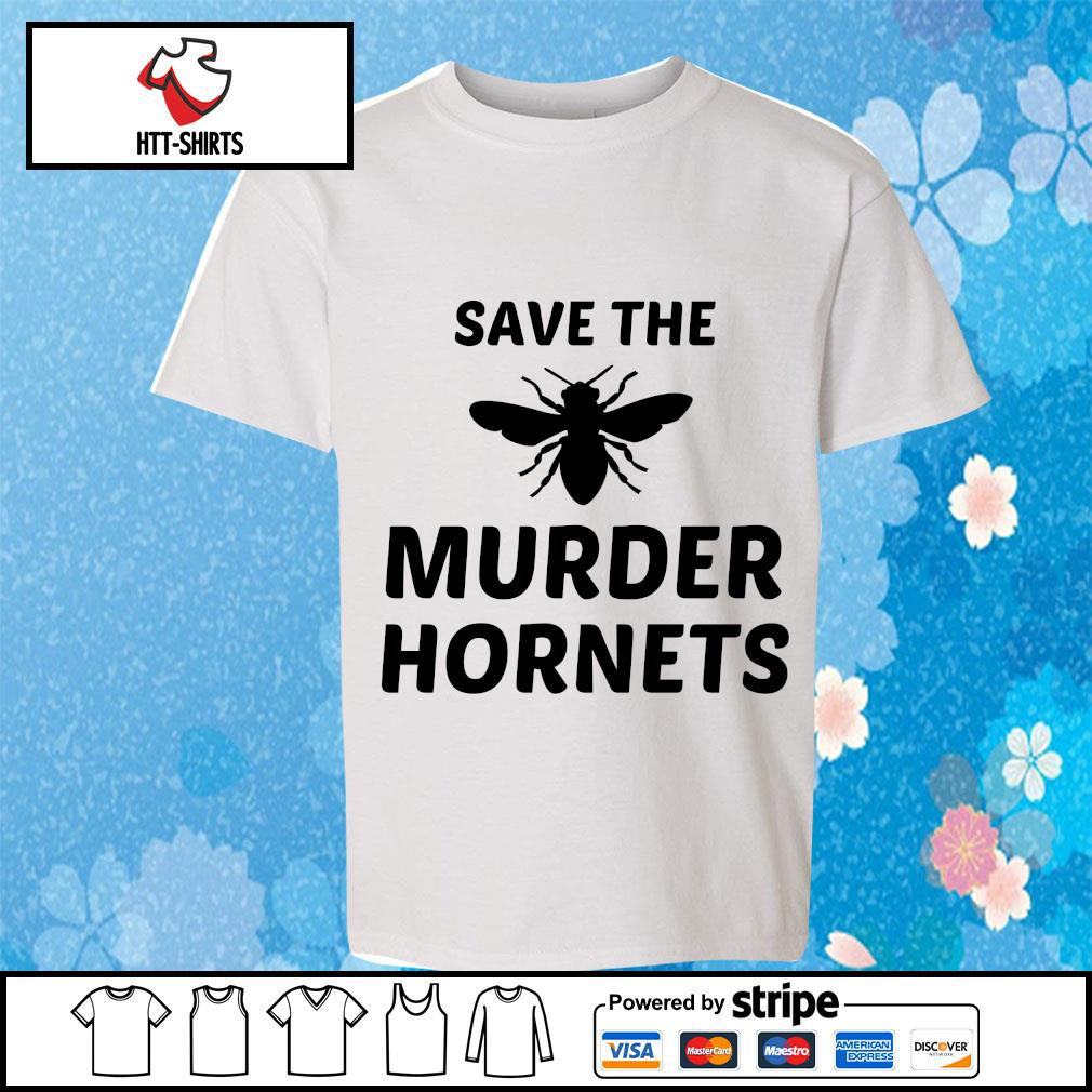 Bee Save the murder hornets s youth-tee