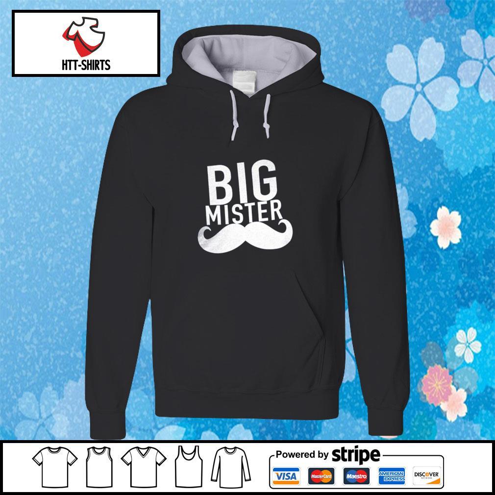 Big Mister s hoodie
