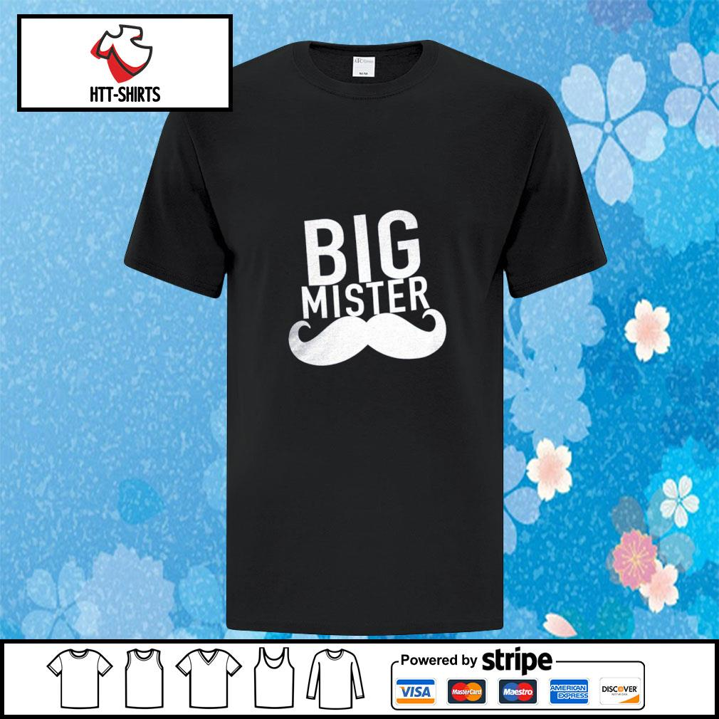 Big Mister shirt