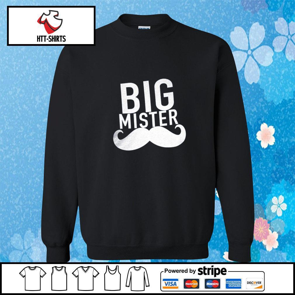 Big Mister s sweater