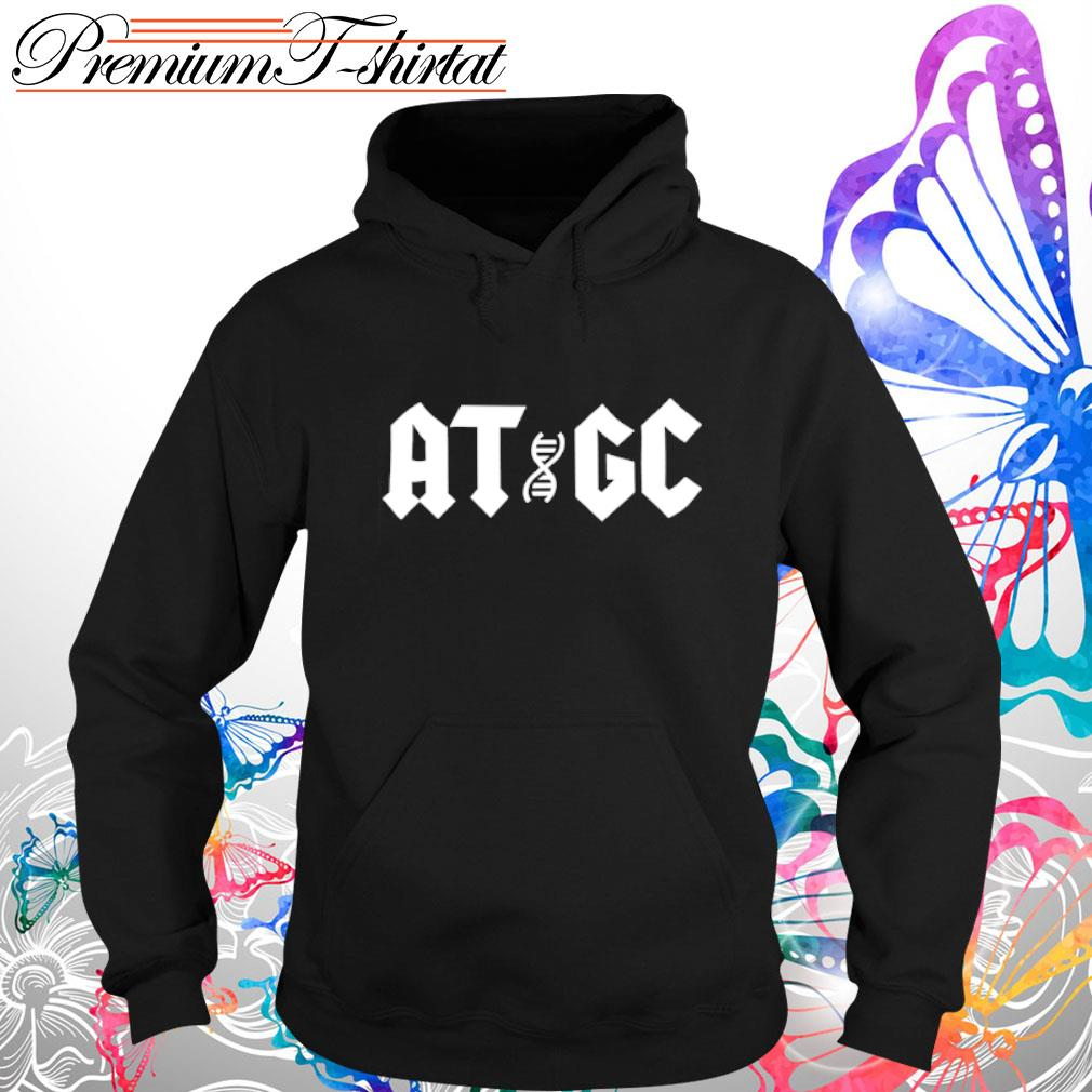 Official ATGC DNA s hoodie