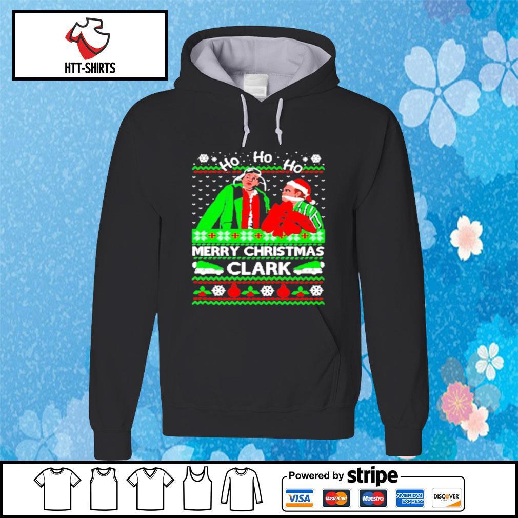 Cousin eddie merry christmas clark ugly s hoodie