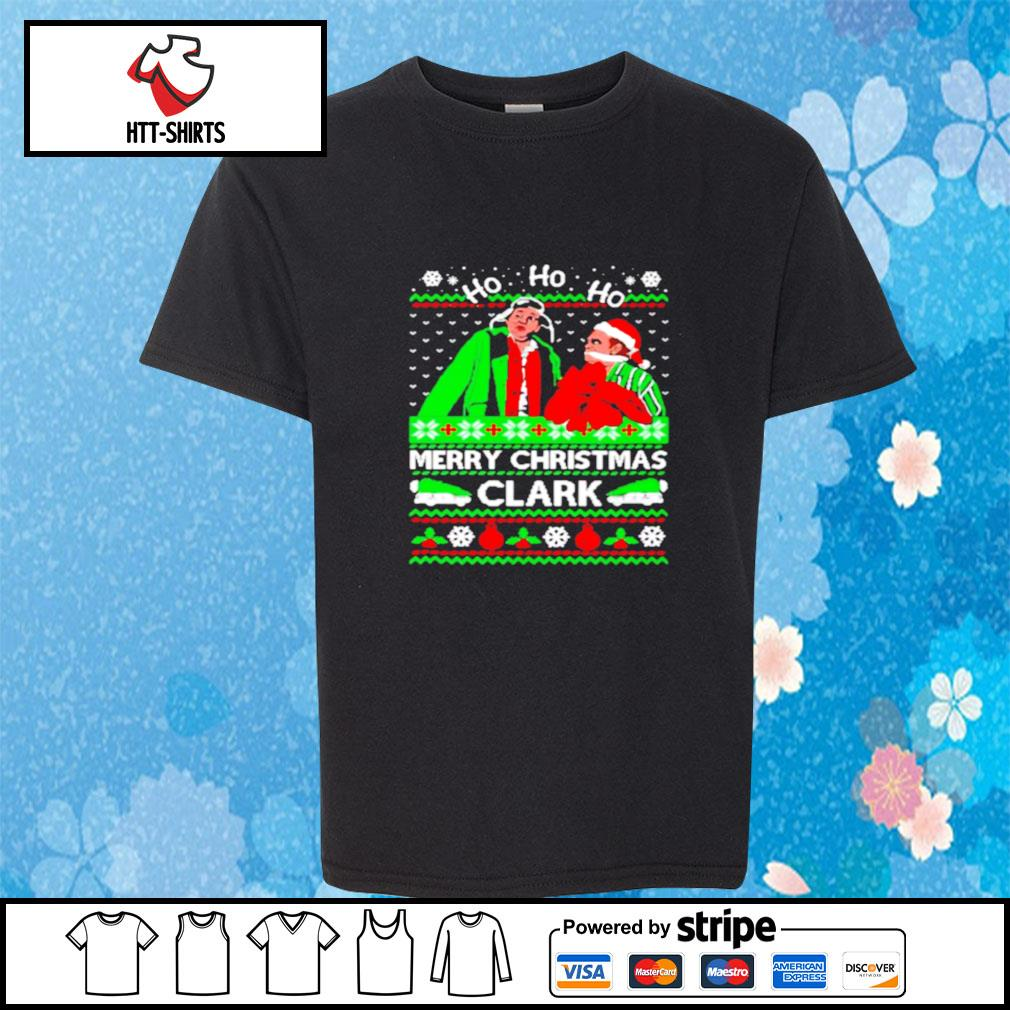 Cousin eddie merry christmas clark ugly s youth-tee