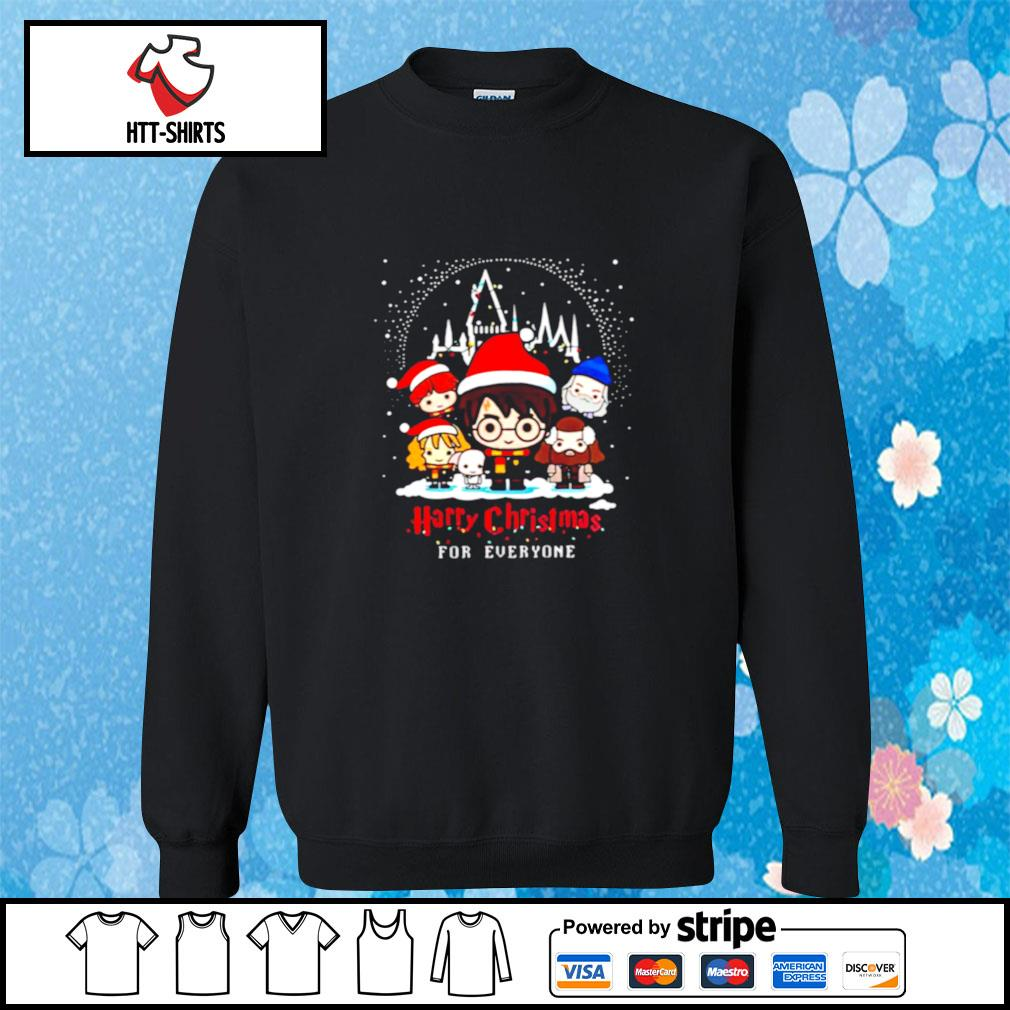 Harry Potter Harry Christmas For Everyone s sweater