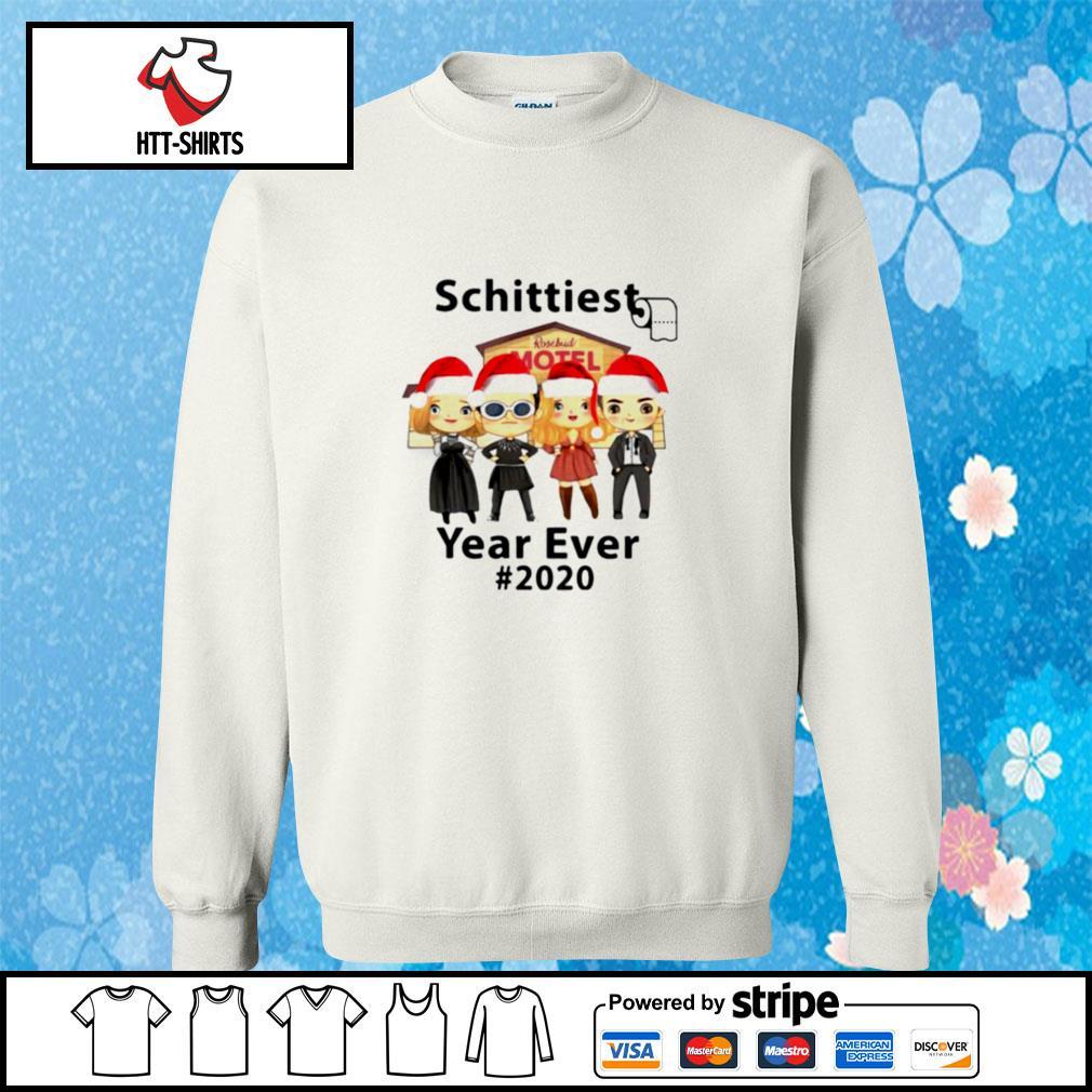 Schittiest year ever 2020 Christmas s sweater