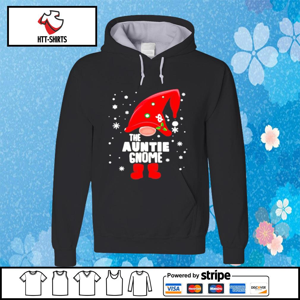 The Auntie Gnome Christmas s hoodie