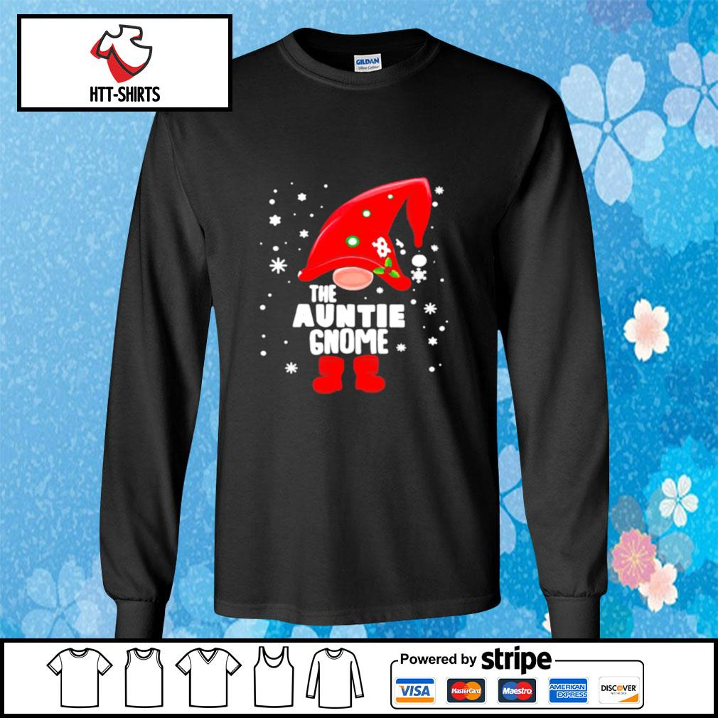 The Auntie Gnome Christmas s longsleeve-tee